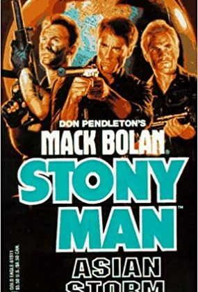 Stony Man #27: Asian Storm
